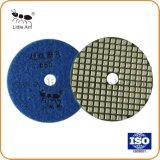 Bonne qualité Super Diamond Tampon à polir à sec pour le Granite