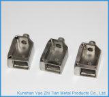 Самые популярные части алюминия частей точности CNC