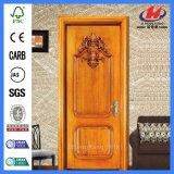 Puerta de madera de la teca en las puertas de madera Filipinas de Malasia