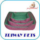 Imprimir Oxford barato perro gato mascota WY1304020-1cama (A/C)