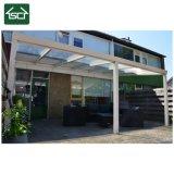 Tampa do pátio da fonte da fábrica, jogo novo do telhado do pátio, telhados da alta qualidade para uma tampa do pátio