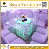2018 Newest LED Wedding Event Banquet Table Chair