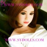 Gros petits poils pubiens réels adultes femelles de poupée de sexe de silicones de sein pour les hommes