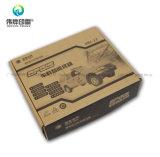 Gewölbtes Papier-Drucken-elektrisches Produkt-verpackenkasten