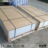 Pierre artificielle acrylique translucide Surface Solide Surface solide