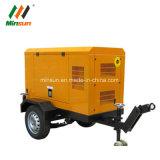 leiser Typ mobiler Schlussteil-Diesel-Generator des Kabinendach-30kw