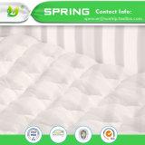 100% wasserdichter Baby-Krippe-Matratze-Auflage-Deckel mit organischem Bambusbaby Washcloths