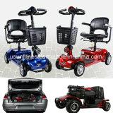 """trotinette"" 4-Wheel Repow Brandd da mobilidade do mini ""trotinette"" elétrico"