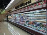 Réfrigérateur, d'économies d'énergie Multideck Fruits & Légumes Refroidisseur d'affichage