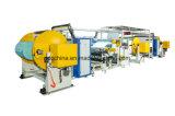 Macchina di rivestimento adesiva della fusione calda ad alta velocità delle torrette per il contrassegno o il nastro