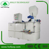 Système de dosage chimique automatique pour l'usine de rebut de traitement des eaux