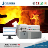 Vernieuw T5 Spectrometer van de Emissie van CCD/CMOS de Optische die in het Metaal wordt gebruikt Makend de Industrieën