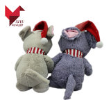 Brinquedo animal do luxuoso do urso da peluche de ICTI 30cm Stufffed com Red Hat