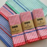 Os guardanapo clássicos diretos de pano da estrutura do projeto da fábrica dirigem guardanapo eretos de toalha de toalha de cozinha