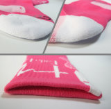 Bunte Auslese-Großhandelssocken für Jugendlichen mit kundenspezifischen Socken