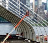 Chapiteau polygonal de hangar de toit pour l'exposition d'événement de salle de gymnastique