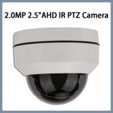 2.0MP/1080P 2.5-duim hD-Ahd/Tvi/Cvi/CVBS (4-in-1 output) PTZ IRL de MiniCamera van de Koepel van de Snelheid