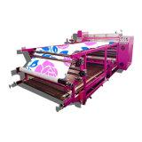 ファブリック織物のカレンダオイルロール熱の出版物のローラーの昇華熱伝達機械Dbx-1800