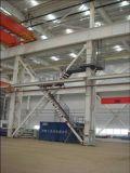Il magazzino della struttura d'acciaio/ha prefabbricato la costruzione d'acciaio