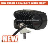 Última 20W 4pol LED Osram Carro Barra de luz de trabalho (GT1012-20W)