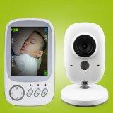 3.2インチの無線赤ん坊の保安用カメラの夜間視界の温度モニタリング