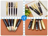 Nieuwe Elegante Pen Lt.-2278 van de Gift van de Pen van het Embleem van het Metaal Ballpoint Aangepaste