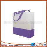 昇進の安いリサイクルされた印刷PPの非編まれたショッピング・バッグ