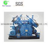 alto compresor del diafragma del gas del nitrógeno de la presión del enchufe 20MPa