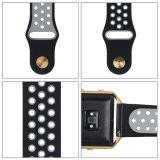 Bracelete de substituição de silicone + estrutura de metal para Fitbit Blaze faixa de relógio de desporto