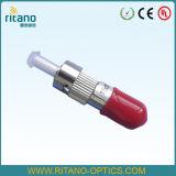 Attenuatore ottico fisso Male-Female monomodale 10dB della fibra di LC/Upc