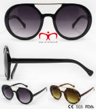 Новые солнечные очки женщин круглой формы способа (WSP7101054)