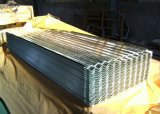 Baumaterial-Zink-Aluminiumbeschichtunggewölbte Galvalume-Dach-Blätter