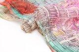Шарф Printedlong оптового способа Silk для повелительницы