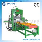 Hydraulische Steinguillotine für die Herstellung der Landschaftssteine