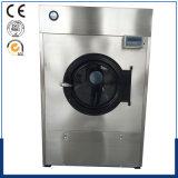 Milieuvriendelijk en Energy-Saving Hotel, de het Ziekenhuis Gebruikte Apparatuur van de Wasserij voor Verkoop (wasmachine, droger, ironer, omslagmachine)