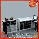 На заводе Custom счетчик верхней части хорошей продажи MDF кассир письменный стол для Hotal счетчика площади