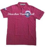 Polo masculin avec broderie logo