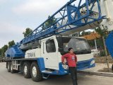Guindastes usados Japão móveis do caminhão de Tadano Tg-1200e 120ton Tadano