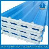 Schneller Dach-Schaumgummi-Stahlzwischenlage-Panel der Installations-ENV für Speicherung