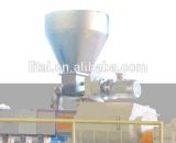 Máquina plástica popular especial de la protuberancia de la hoja de la taza