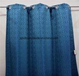 Le Style européen polyester Tissu jacquard draperie Rideau pour l'hôtel de luxe