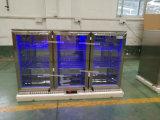 Dreifacher Tür-Rückseiten-Stab unter Gegenbildschirmanzeige-Bier-Kühlvorrichtung/Bierflasche-Kühlraum
