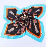 Personalizzare la sciarpa di seta di stampa di Digitahi di disegno per la signora