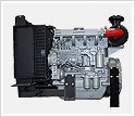 Motore diesel per il generatore, motore, motore di potere 4jr3abd per il gruppo elettrogeno