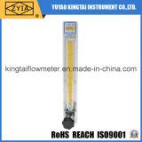 Fácil instalar el tipo rotámetro de cristal del panel del gas
