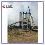 Stazione concreta dell'impianto di miscelazione di 180 M3/H (HLS180) dal fornitore con esperienza