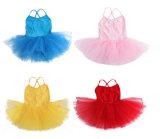 Pannelli esterni professionali personalizzati del tutu di balletto delle ragazze variopinte