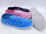 Новая тапка отдыха женщин прибытия обувает ботинки холстины плоские (FPY818-18)