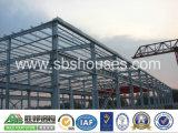 Recyclable Prefab пакгауз стальной структуры здания