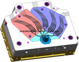 Высокая прессформа заливки формы давления для антенны